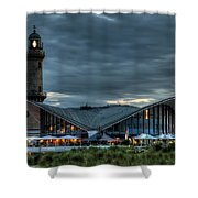 Warnemuende Shower Curtain