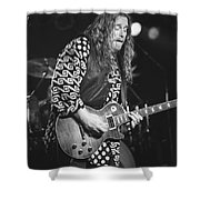 Warren Haines Shower Curtain