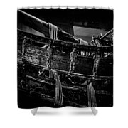 Wasa-museum. Stockholm 2014 Shower Curtain