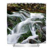 Water Fall 1 Shower Curtain