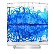 Water Variations 14 Shower Curtain