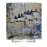 Watercolor 419082 Shower Curtain