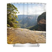 Wentworth Falls Shower Curtain