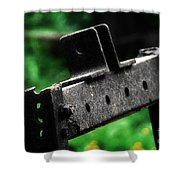 What Is It - Series X Shower Curtain