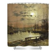 Whitby Shower Curtain
