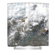 Wild Water Shower Curtain