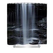 Wilderness Waterfall Shower Curtain