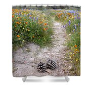 Wildflower Wonderland 11 Shower Curtain