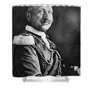 Wilhelm II (1859-1941) Shower Curtain