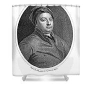 William Cheselden Shower Curtain