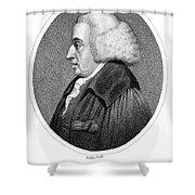 William Cullen (1710-1790) Shower Curtain