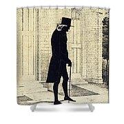 William White (1748-1836) Shower Curtain