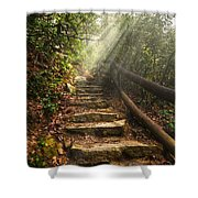 Window Of Heaven Shower Curtain