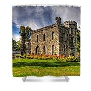 Winnekenni Castle V2 Shower Curtain