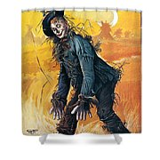 Wizard Of Oz, 1903 Shower Curtain