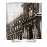 World War I Quai D'orsay Shower Curtain