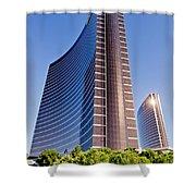 Wynn And Encore Hotels  Shower Curtain