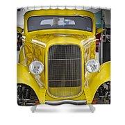 Yellow Submarine Two Shower Curtain