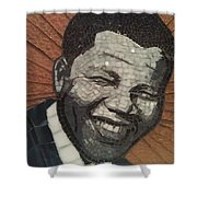 Young Nelson Shower Curtain