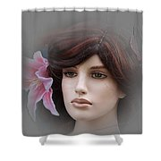 Your Look Shower Curtain