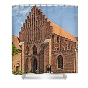 Ystad Monastery Shower Curtain
