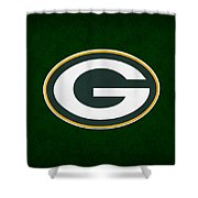 Green Bay Packers Shower Curtain