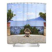 Isola Bella Shower Curtain