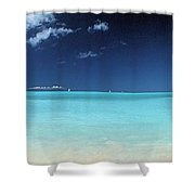 Rongate Shower Curtain