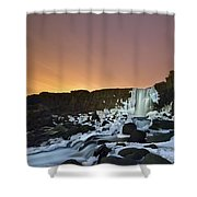 10 Minutes Of Magic Shower Curtain