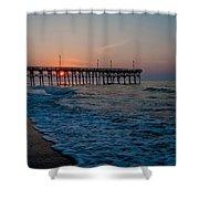 Myrtle Beach South Carolina Shower Curtain