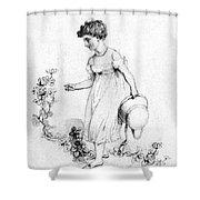 Victoria (1819-1901) Shower Curtain