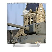 100401p202 Shower Curtain