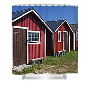 101130p084 Shower Curtain