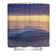 101130p123 Shower Curtain