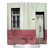 1062 Ebeneezer Goods Place.. Shower Curtain
