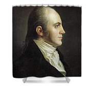 Aaron Burr (1756-1836) Shower Curtain