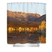 Mono Lake California Shower Curtain by Jason O Watson