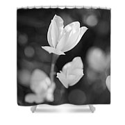 Garden Flora Shower Curtain