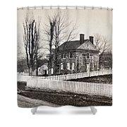 Washington: Headquarters Shower Curtain