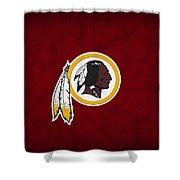 Washington Redskins Shower Curtain