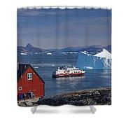 110111p022 Shower Curtain