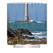 110111p215 Shower Curtain