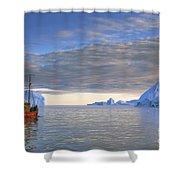 110202p200 Shower Curtain