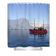 110202p206 Shower Curtain