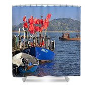 110307p185 Shower Curtain