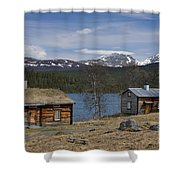110307p193 Shower Curtain