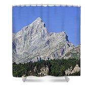110414p100 Shower Curtain