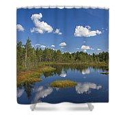 110613p186 Shower Curtain