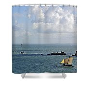 110714p207 Shower Curtain