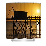 110922p030 Shower Curtain